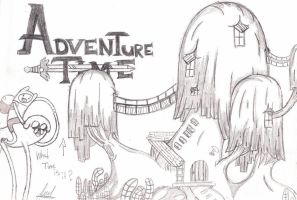 Adventure time by JustiCmo