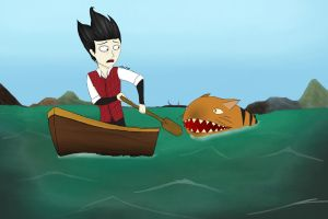 Don't Starve Shipwrecked FanArt by kellenkyo