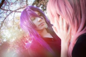 Luka and Gakupo -09 by DamianNada