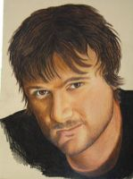 Eric church by prismacolorjessie