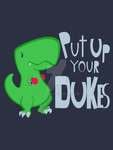 Put up Your Dukes!!!  (T-Shirt design) [Updated] by SkellerArt