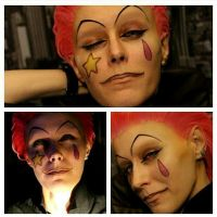 Hisoka (test) by AlexSuvorkin