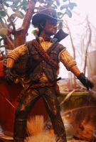 John Marston Sculpture II by BrimstonePreacher