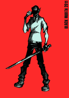 Bro Strider by black-mouth