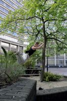 Kezza - Tree Swinging I by Zade-uk