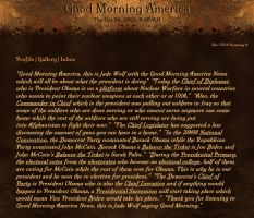 Good Morning America News by Sakurafangurl2009