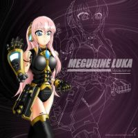 Megurine Luka: Surrogate ML-03 by 2ble-ZZ