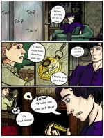 Wholock: After the Flame pg 1 by Owl-Publications