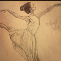 Ballerina by malloryjohnson15