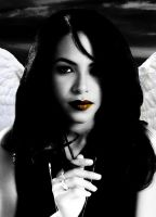 Aaliyah Angel by TheWebmistress