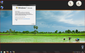 Windows 7 build 7057 x64 by sqdnguns