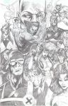 UncannyXmen2014pencils by RNABrandEnt