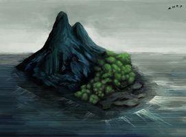 The Isle by mateuseven