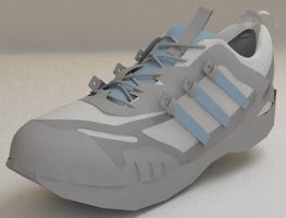 High Poly Shoes - Part 2 by GaryStorkamp