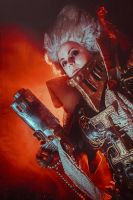 Warhammer 40,000 Cosplay - Lady Inquisitor by alberti