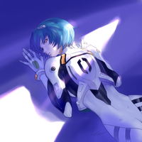 a ray on Rei by umegrafix
