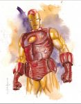 The Invincible Iron Man by JohnHaunLE