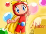 Akabon, member of rebel army Nereid by SailorBomber