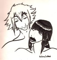 Amir and Salome by CactusSun