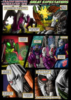 Transformers G1 - Great Expectations - ENG by M3Gr1ml0ck