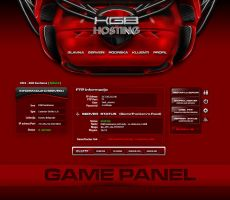 KGB Hosting GAME PANEL - V2 by obsid1an