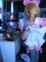 Oni as Wonderland Alois Trancy 2 by PockyBoxxProductions