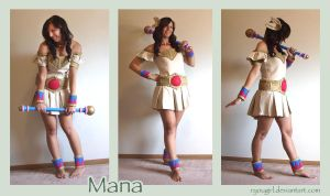 Mana Cosplay by RyouGirl
