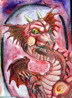 Dragon ATC for sale/trade you get it by now by Napoisk