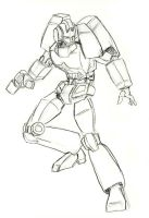 Gender Swap:  Arcee by EmeraldBeacon