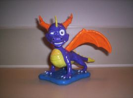 Spyro The Dragon by Jester-Race