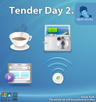 Tender Day 2 sneak peek by dpzo