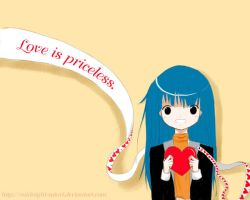 Love is priceless. by midnight-satori