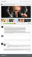 bugvideo movie page by devzign