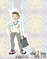 What I Wore by misspepita