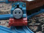 Thomas Smiling for the camera by bogm0nst3r