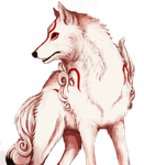 Amaterasu by CatLuvsCookies