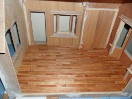 General Store Floor Done by kayanah