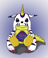 Gabumon by dolcesunset
