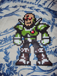 Sigma Bead Sprite by WickedAwesomeMario81