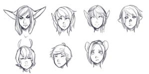meladis-expressions requests by p-o-c-k-e-t