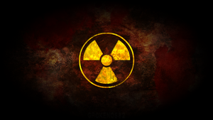 HD Wallpaper Radioactive by Grokenos82