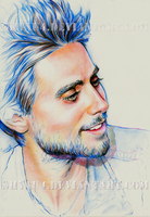Jared Leto - Mixed Up by shvau4