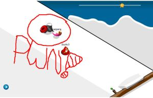 Penguin PWNed by OnePieceFangirl