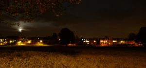 Midsummer Common at Night by piskieheart