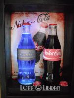 Nuka Cola and Quantum Diarama by LordLibidan