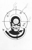 Headshots: Bullseye by wrathofkhan