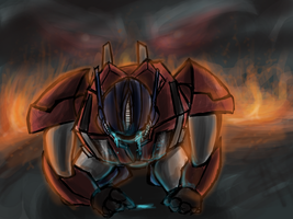 and here we are by mad--megatron