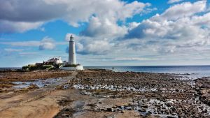 St Marys Island by roodpa