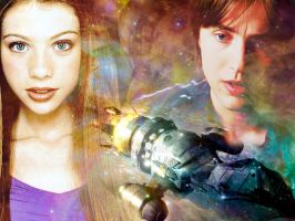Relics: Dawn and Connor by Falthee