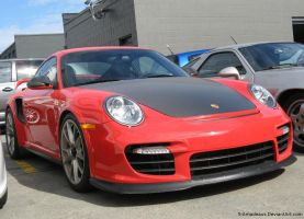 Red GT2 RS by S-Amadeaus